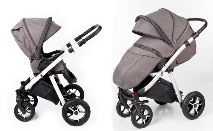 Прогулочная коляска Esspero на шасси Newborn Lux
