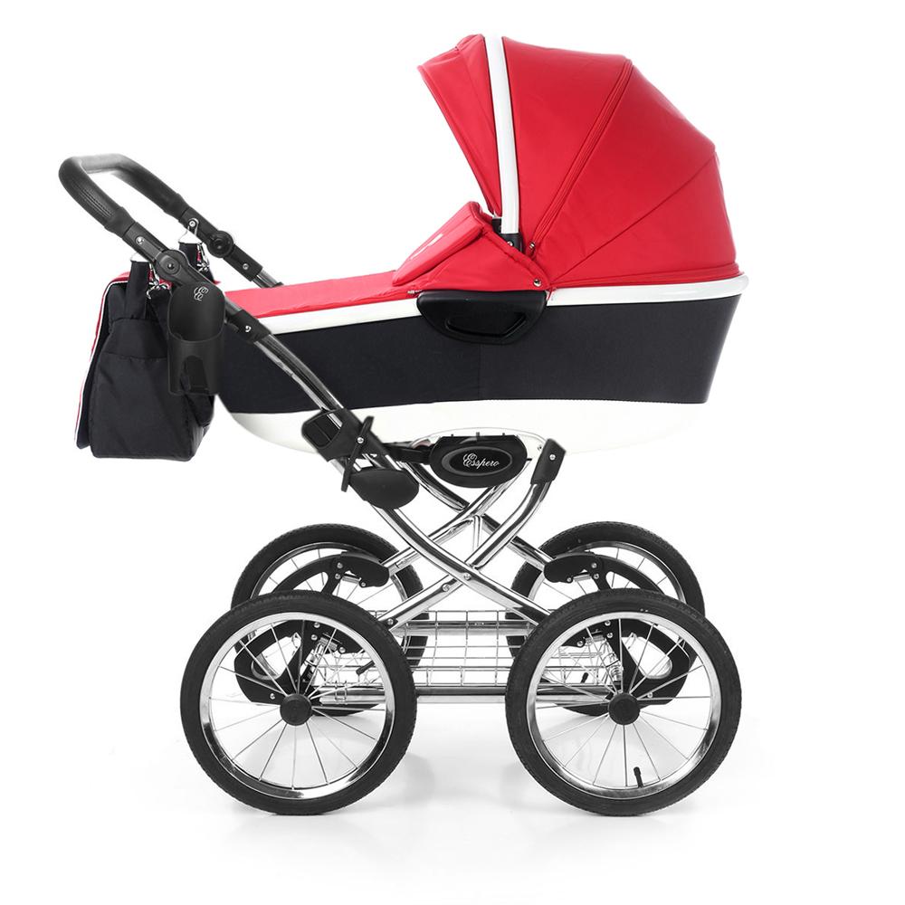 коляска люлька для новорожденных фото