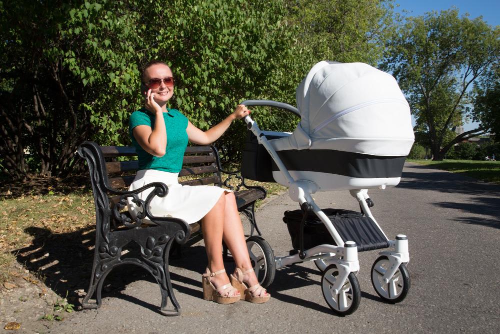 Лучшая коляска для новорожденного форум