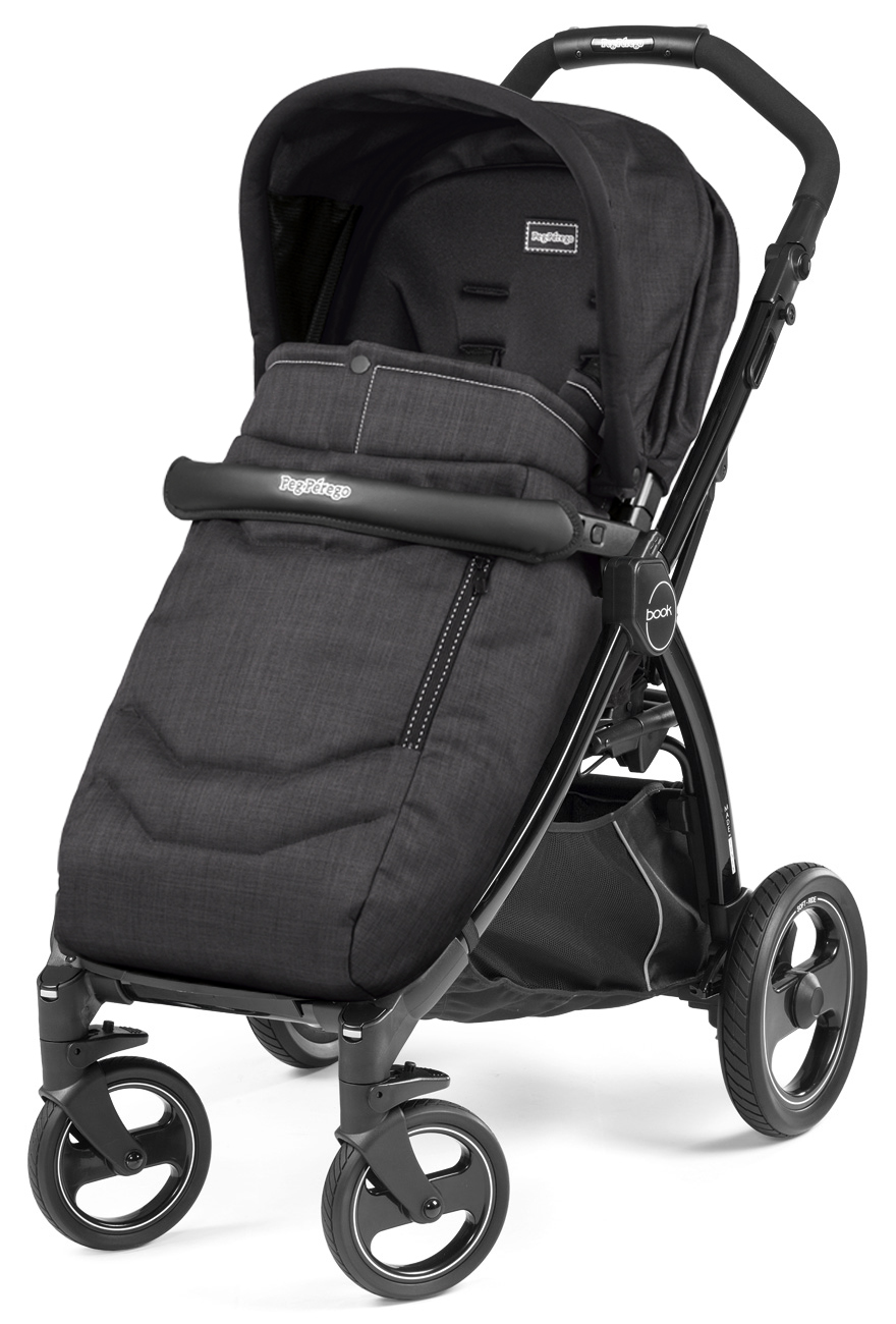 Peg-Perego Book Plus Pop-Up Team Onyx