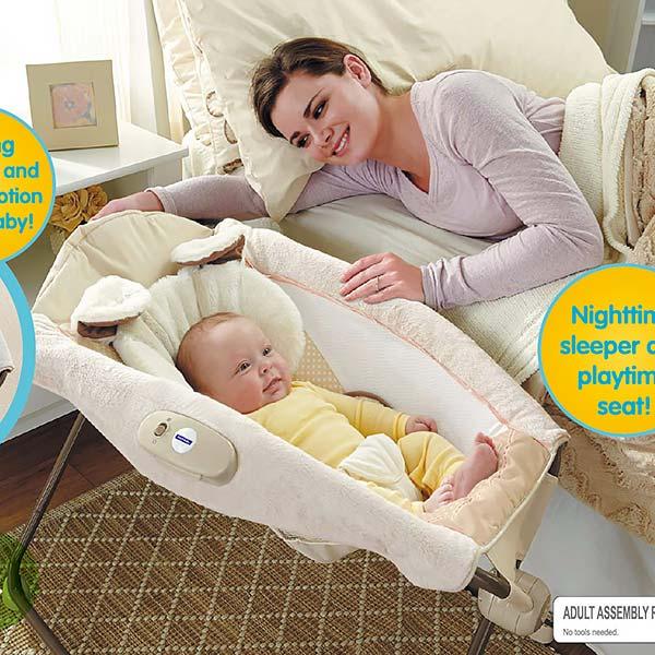 Какой шезлонг для новорожденных лучше отзывы