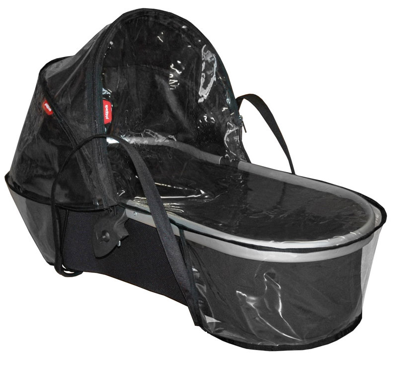 Дождевик для блока Phil and Teds Peanut/Snug Carrycot