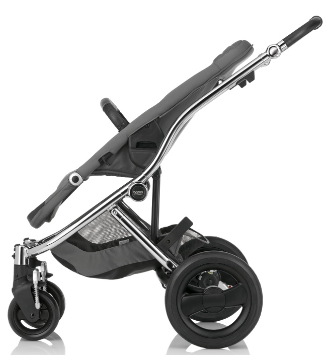 Britax Affinity Chrome Chassis