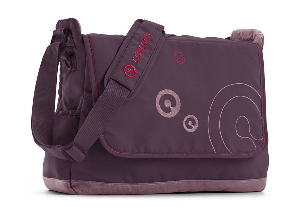 Concord City Bag Raspberry Pink