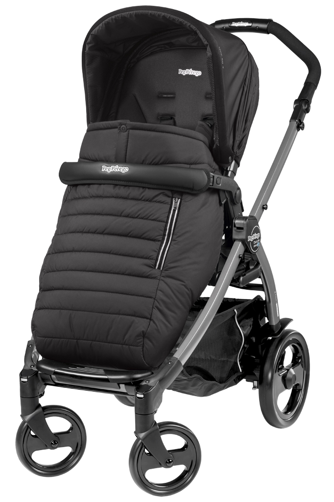 Peg-Perego Book Plus Pop-Up Breeze Noir