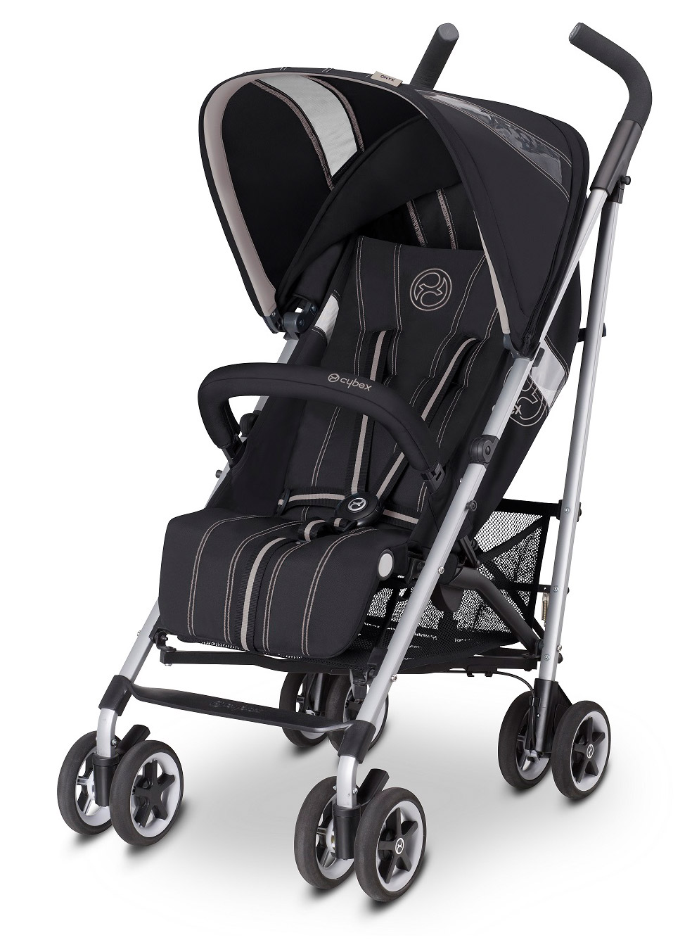 Cybex Onyx Happy Black