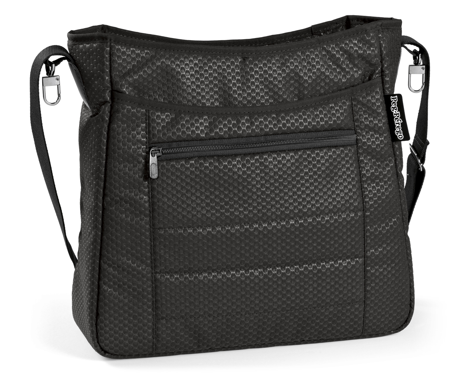 Сумка для колясок Peg Perego Borsa Mamma Bloom Black
