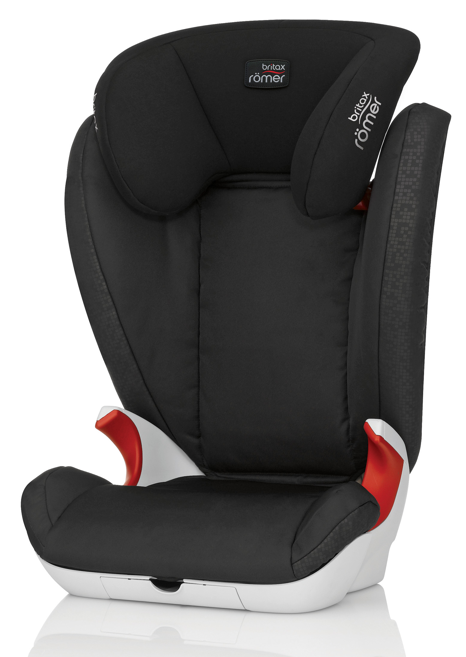 Автокресло Britax Römer Kid II Black Thunder