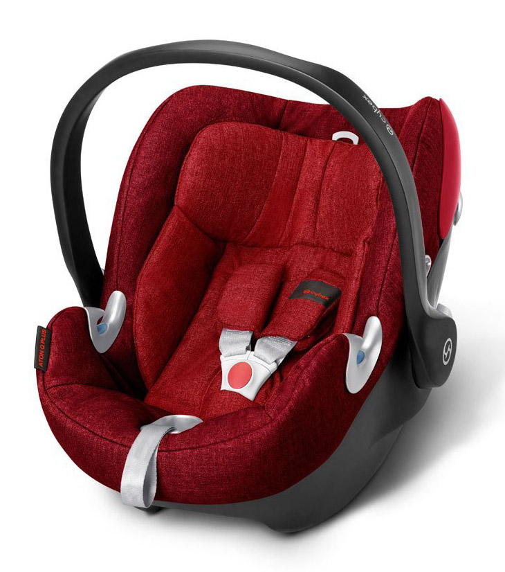 Cybex Aton Q Plus Hot Spicy