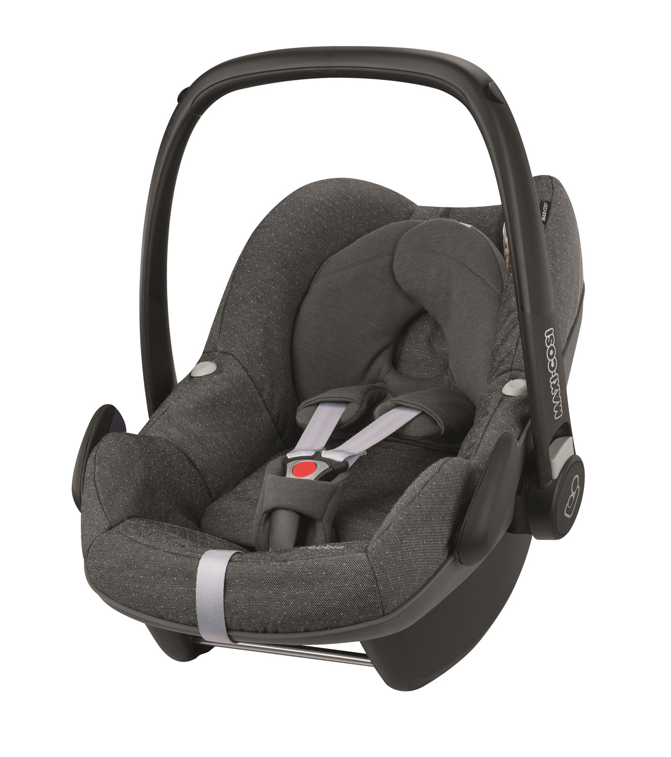 Автокресло Maxi-Cosi Pebble Sparkl Grey