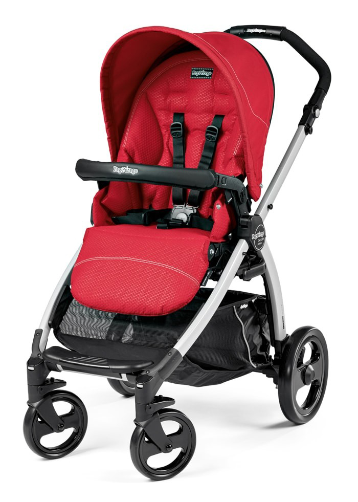 Peg Perego Book Plus Sportivo Mod Red