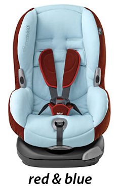 Автокресло Maxi-Cosi Priori XP Red and Blue
