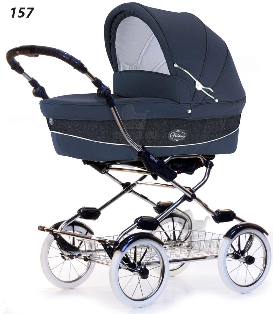 В нашем магазине Коляска для новорожденных Bebecar Grand Style цвет 157 по низкой цене с