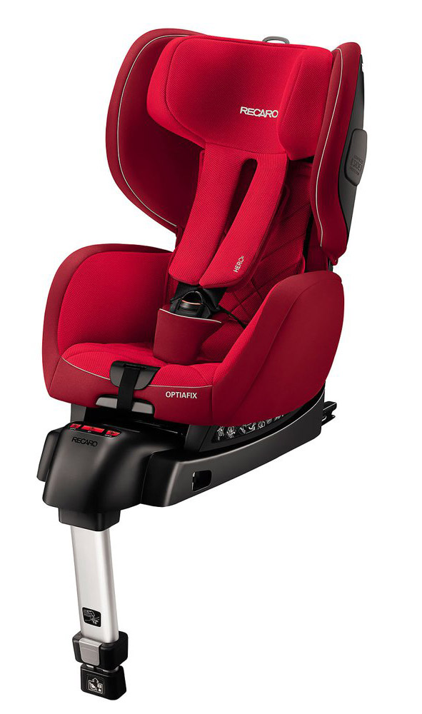 Автокресло Recaro Optiafix Indy Red