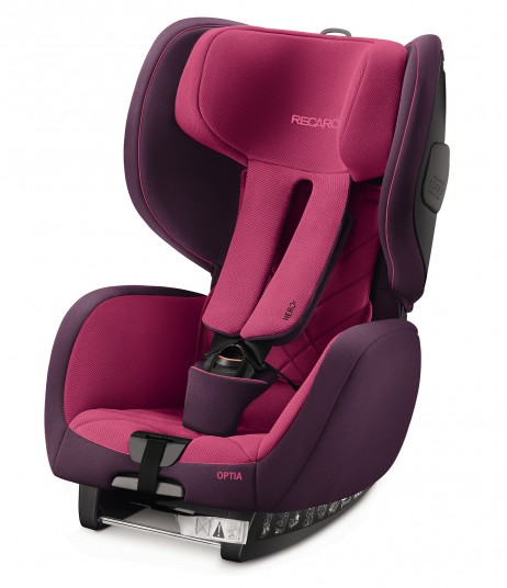 Автокресло Recaro Optia Power Berry