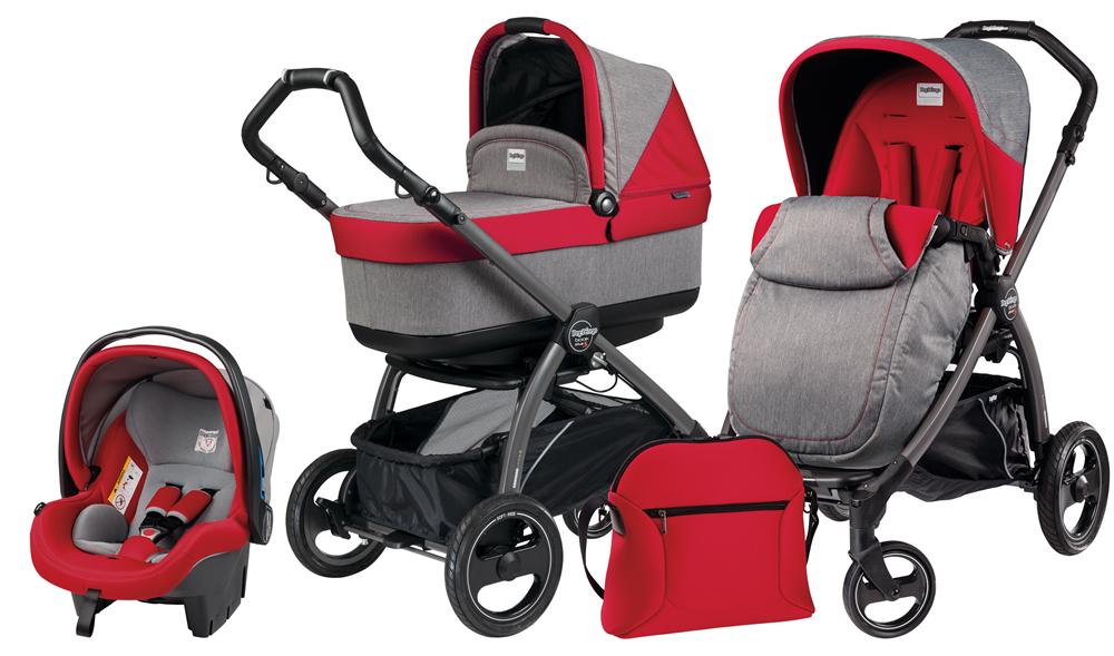 Peg-Perego Book Plus S Pop Up Modular Tulip