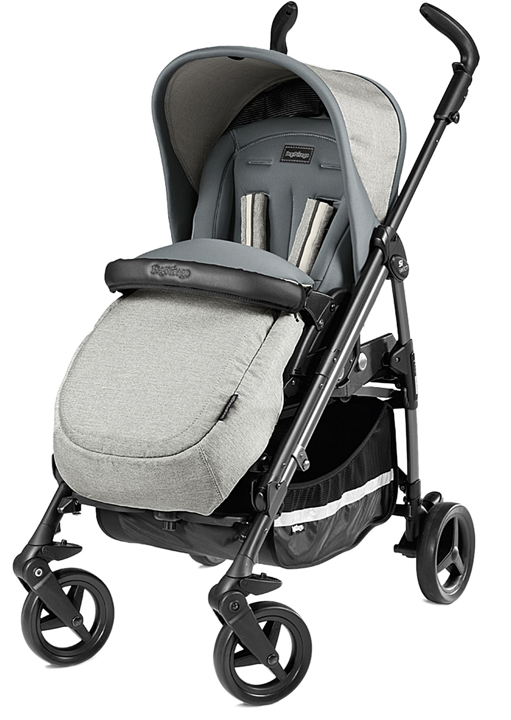 Коляска-трость Peg Perego Si Switch Luxe Opal