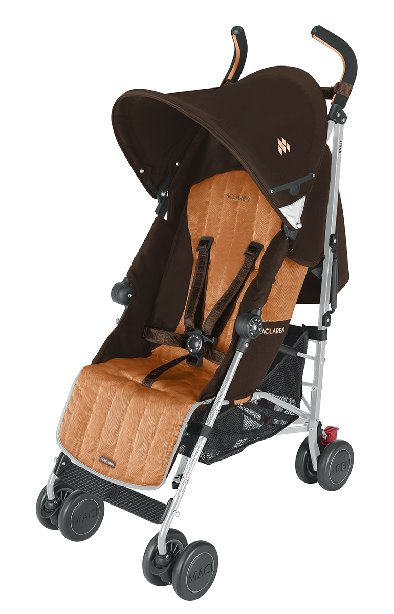 Maclaren Quest Sport Coffee/Burnt Orange