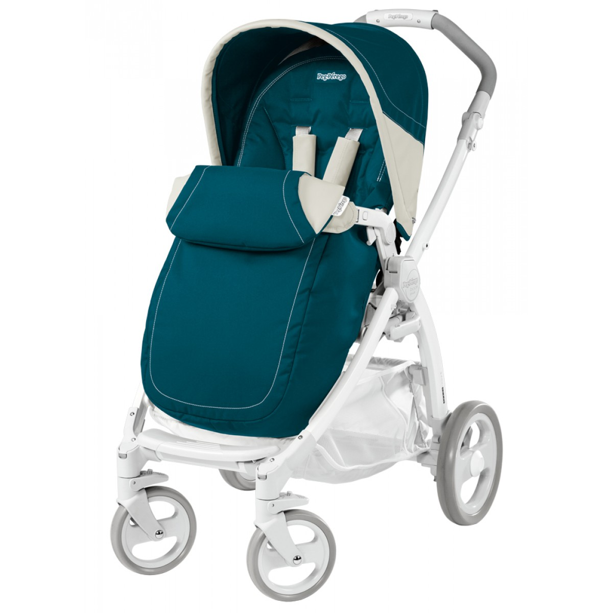 Peg-Perego Seggiolino Pop-Up Pure Mediterrania