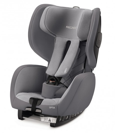 Автокресло Recaro Optia Aluminium Grey