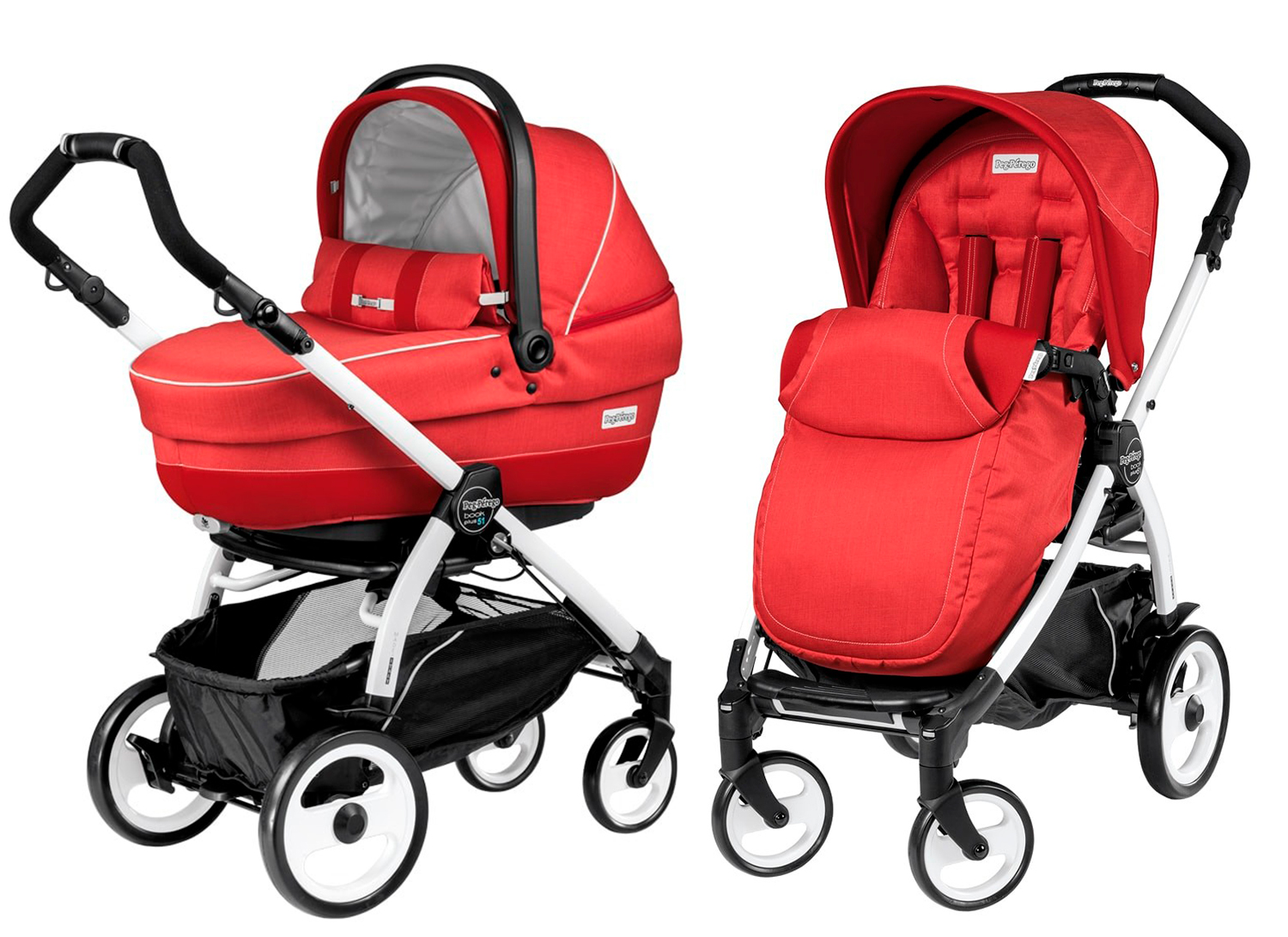 Peg-Perego Book Plus 51 Modular Sunset