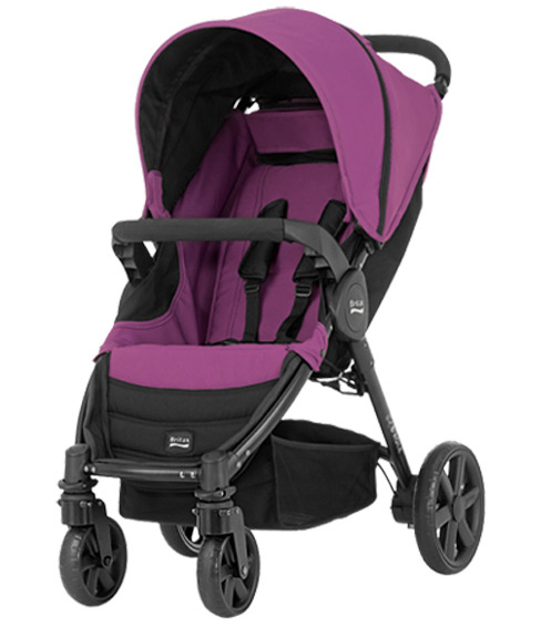 Britax B-Agile 4 Cool Berry