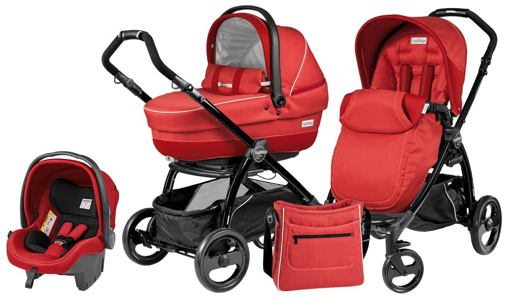 Peg-Perego Book Plus Modular System sunset