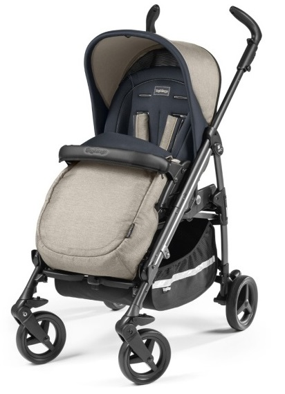 Коляска-трость Peg Perego Si Switch Luxe Beige