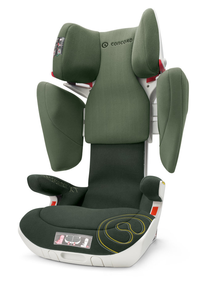 Автокресло Concord Transformer XT Jungle Green