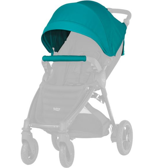 Капор для коляски Britax B-Agile 4 Plus и B-Motion 4 Plus Lagoon Green