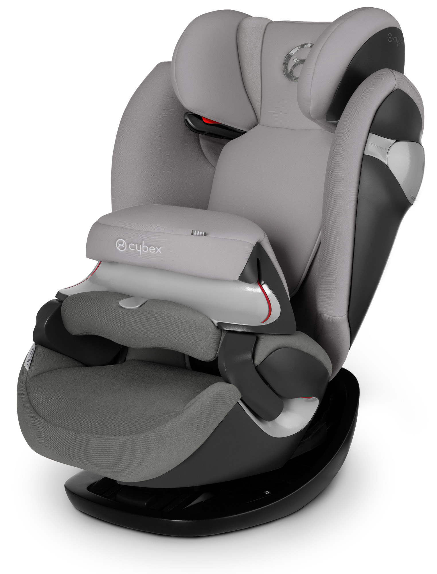 Cybex Pallas M Manhattan Grey