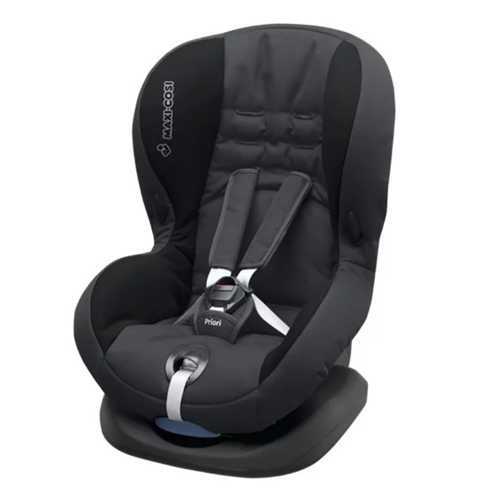 Автокресло Maxi-Cosi Priori SPS+ Basic Black