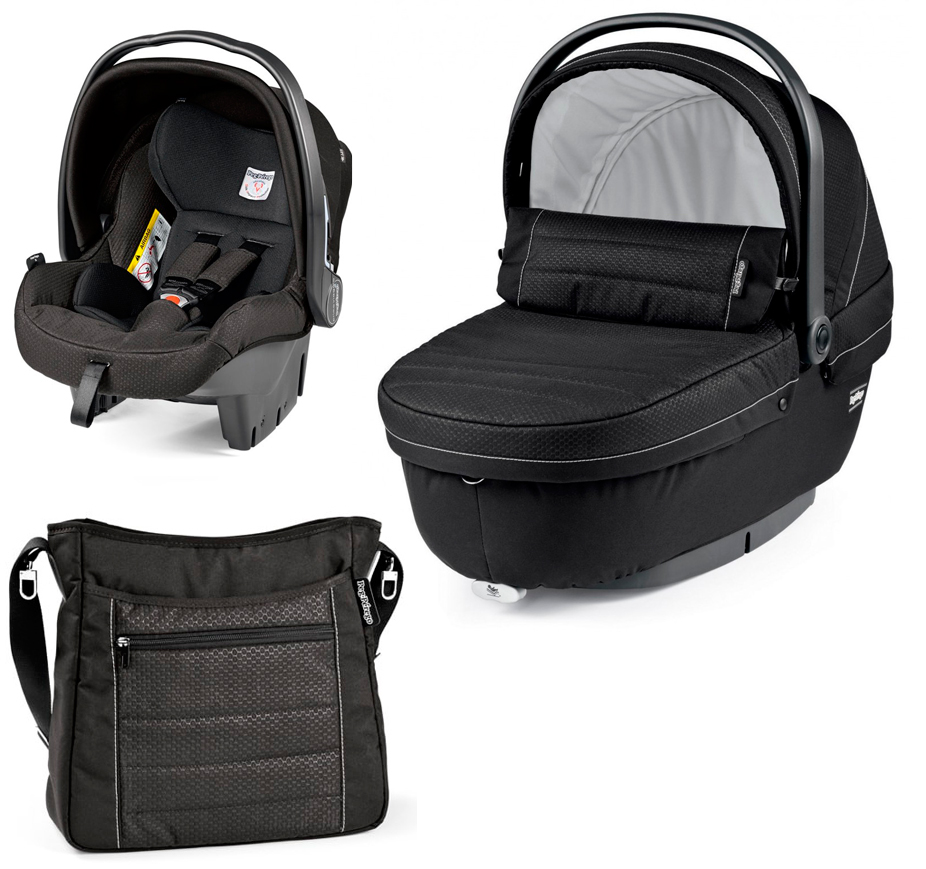 Набор 3 в 1 Peg Perego Set Modular XL (без шасси) Mod Black