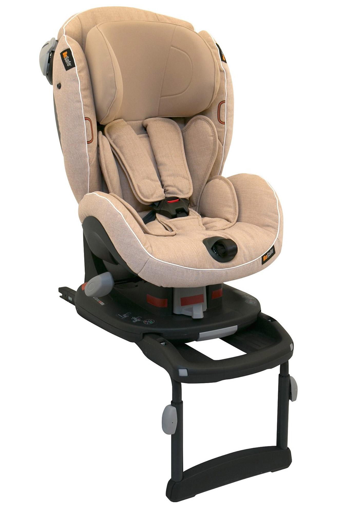 besafe izi comfort x3 isofix ivory melange 528103. Black Bedroom Furniture Sets. Home Design Ideas