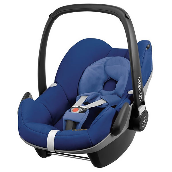 Автокресло Maxi-Cosi Pebble Blue Base