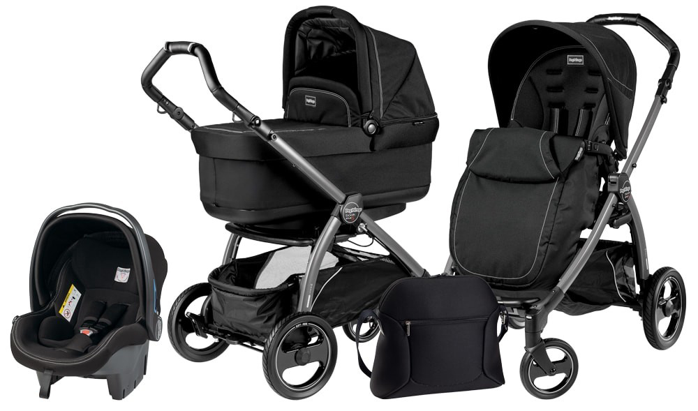 Peg-Perego Book Plus S Pop Up Set Modular Onyx
