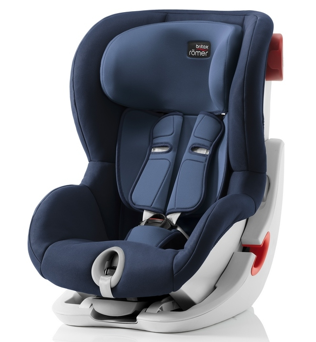 Автокресло Britax Römer King II Moonlight Blue