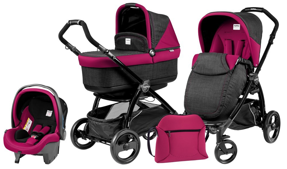 Peg-Perego Book Plus Set Modular POP UP Fleur