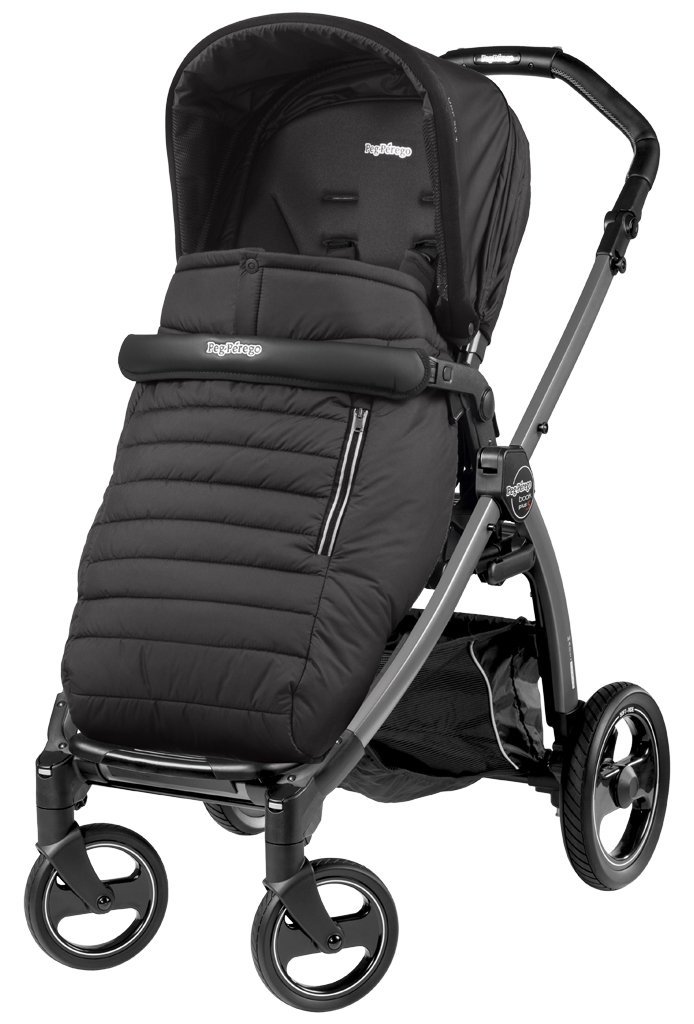 Прогулочная коляска Peg-Perego Book Plus S Pop-Up Breeze Noir