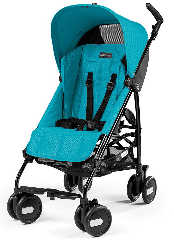 Коляска-трость Peg Perego Pliko Mini Bloom Scuba
