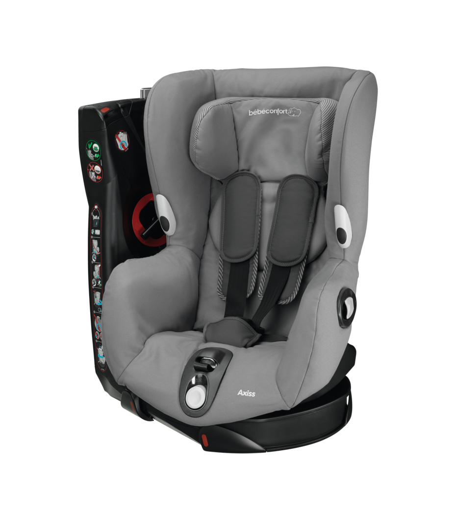 Автокресло Bebe Confort Axiss CONCRETE GREY