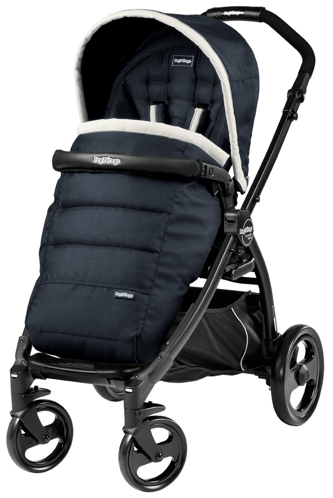 Peg-Perego Book Plus Pop-Up Luxe Blue