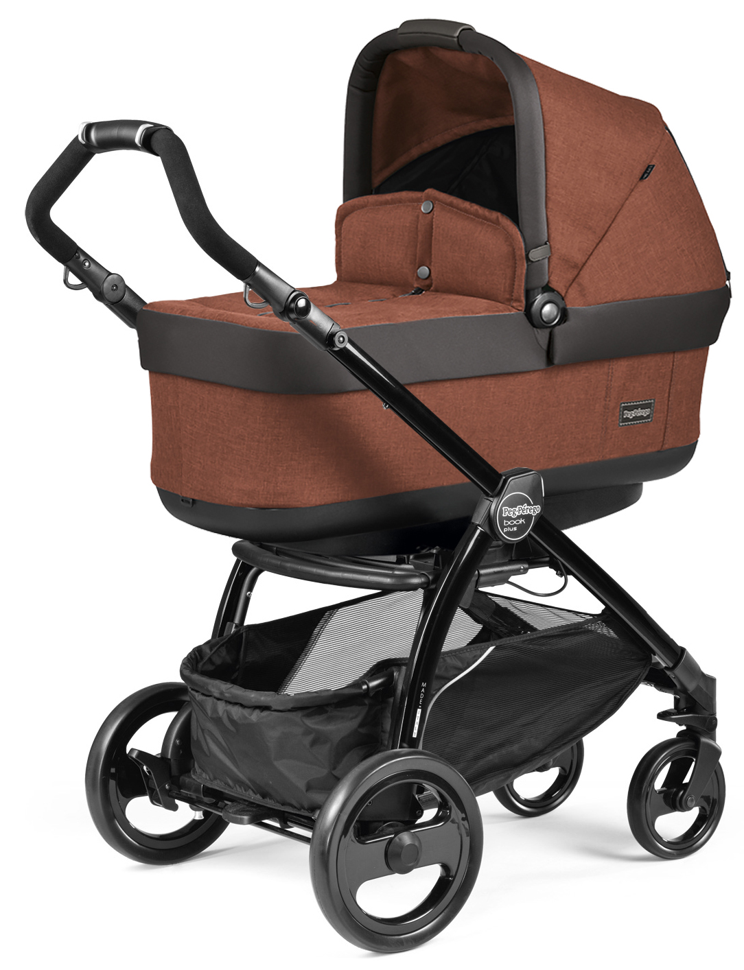 Peg-Perego Book Plus POP UP Terracotta