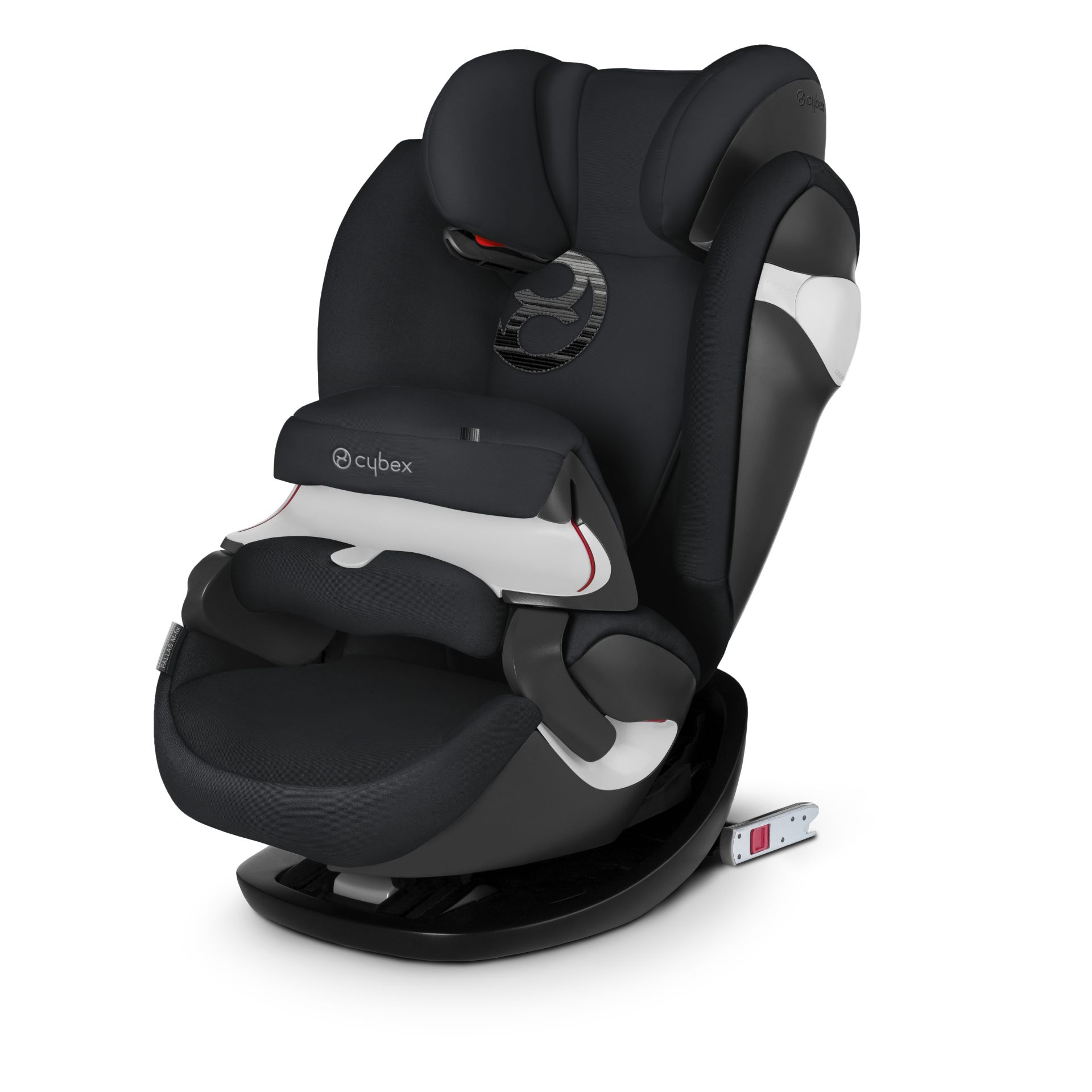 Cybex Pallas M-Fix Lavastone Black