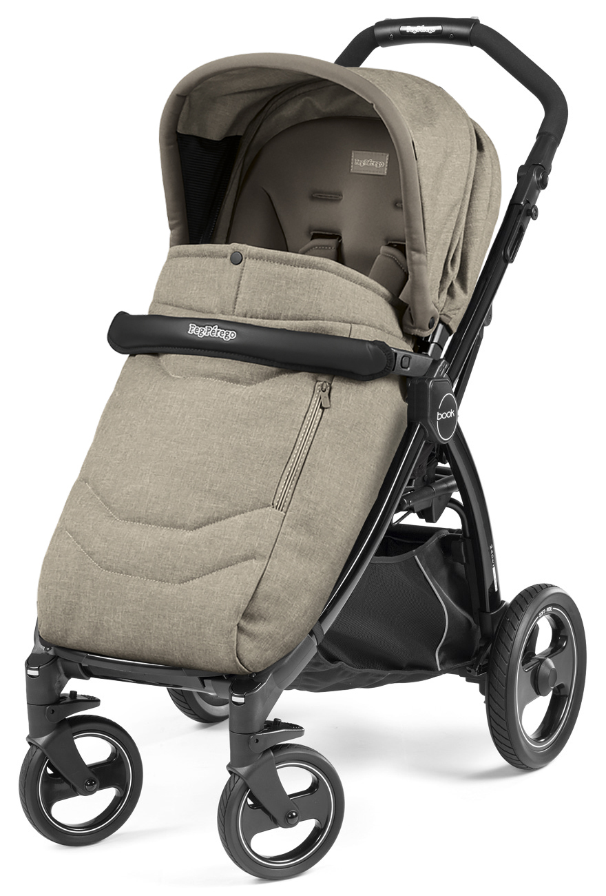 Peg-Perego Book Plus Pop-Up Team Cream