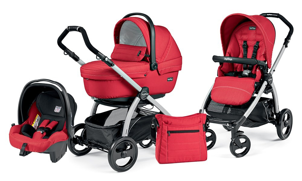 Peg-Perego Book Plus Modular System Mod Red