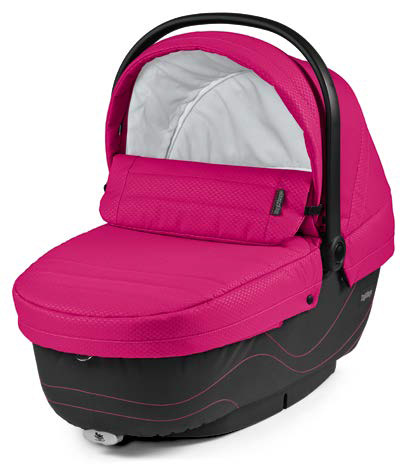 Peg-Perego Pliko Switch Four Navetta Bloom Pink