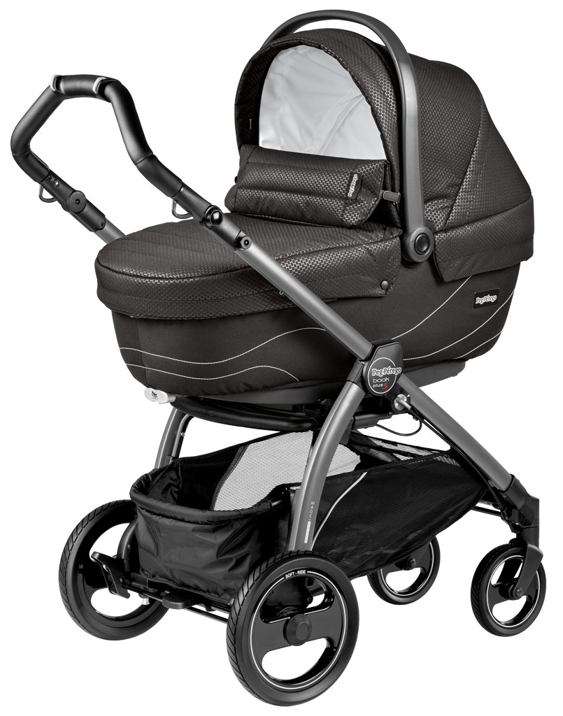 Peg-Perego Book Plus S Navetta XL Bloom Black