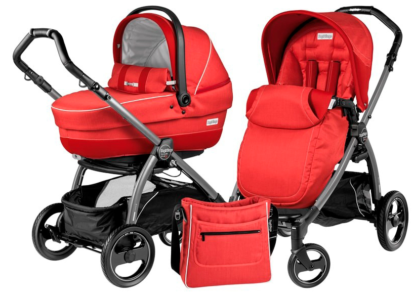 Коляска 2 в 1 Peg-Perego Book Plus S Sunset