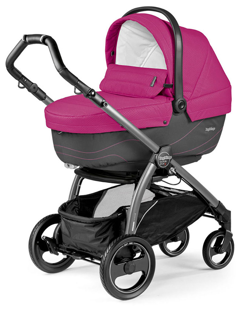Peg-Perego Book Plus S Navetta XL Bloom Pink